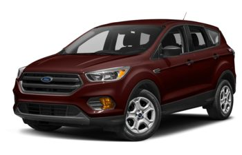 2018 Ford Escape - Cinnamon Glaze