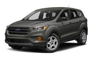 2019 Ford Escape - Baltic Sea Green Metallic