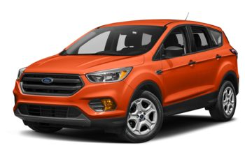 2019 Ford Escape - Sedona Orange Metallic