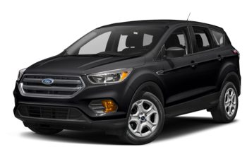 2019 Ford Escape - Agate Black Metallic