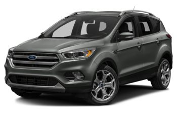 2018 Ford Escape - Magnetic