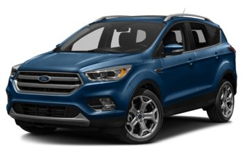2018 Ford Escape - Blue Lightning