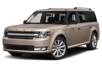 2018 Ford Flex - White Gold
