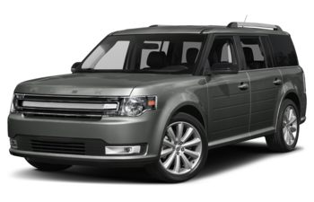 2018 Ford Flex - Magnetic Metallic