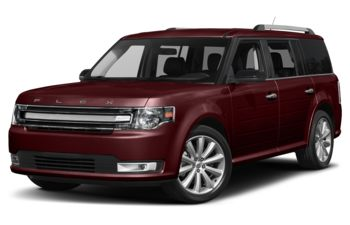 2019 Ford Flex - Burgundy Velvet Tinted Clearcoat