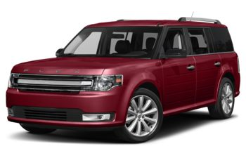 2018 Ford Flex - Ruby Red Metallic Tinted Clearcoat