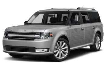 2018 Ford Flex - Ingot Silver Metallic