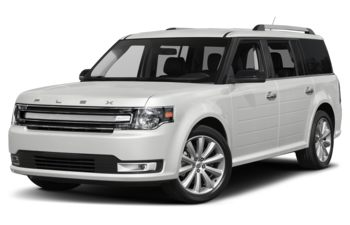 2018 Ford Flex - Oxford White