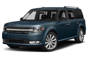 2018 Ford Flex - Blue Metallic
