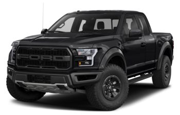 2018 Ford F-150 - Shadow Black