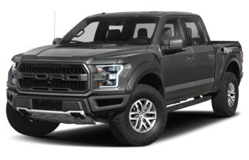 2018 Ford F-150 - Lightning Blue Metallic