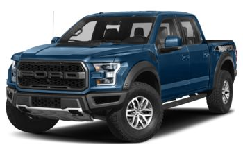 2018 Ford F-150 - Magnetic Metallic