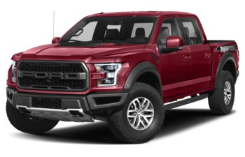 2018 Ford F-150 - Ruby Red Metallic