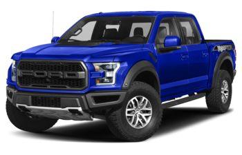 2019 Ford F-150 - Velocity Blue