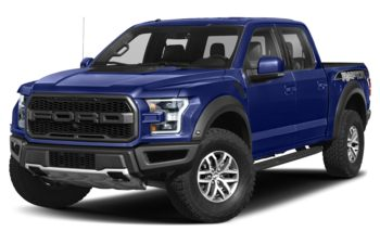2020 Ford F-150 - Ford Performance Blue