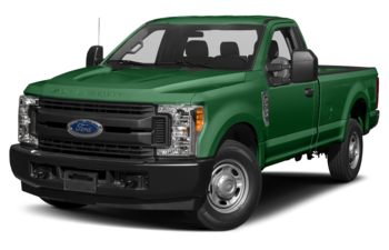 2019 Ford F-250 - Green