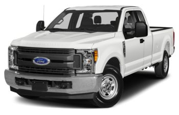 2018 Ford F-250 - Oxford White