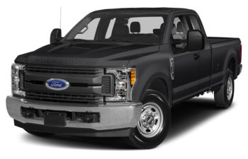 2019 Ford F-350 - Agate Black Metallic