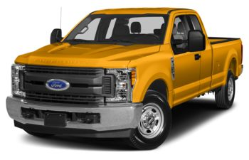 2019 Ford F-250 - School Bus Yellow