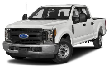 2019 Ford F-250 - Oxford White