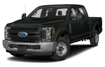 2019 Ford F-250 - Green Gem
