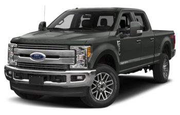 2018 Ford F-350 - Magnetic