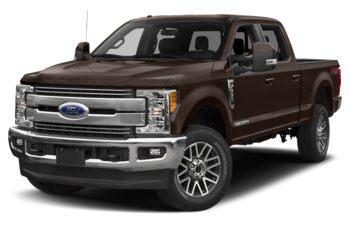 2019 Ford F-350 - Magma