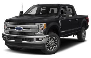 2019 Ford F-250 - Agate Black Metallic