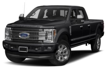 2018 Ford F-350 - Shadow Black