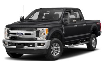 2018 Ford F-250 - Shadow Black