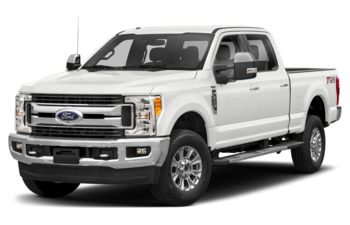 2018 Ford F-350 - Oxford White