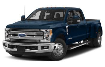 2018 Ford F-350 - Blue Jeans Metallic