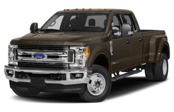 2017 Ford F-350 - Caribou
