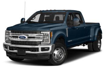 2017 Ford F-350 - Blue Jeans Metallic