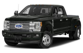 2017 Ford F-350 - Magnetic