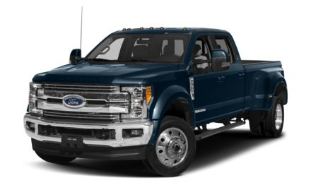 2018 Ford F-450 Limited
