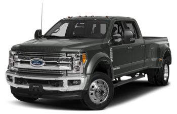 2019 Ford F-450 - Magnetic Metallic