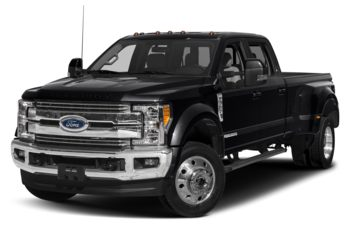 2019 Ford F-450 - Agate Black Metallic