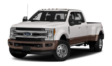 2018 Ford F-450 King Ranch
