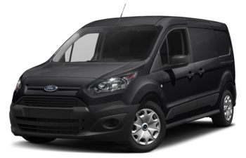 2018 Ford Transit Connect - Shadow Black