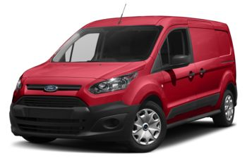 2018 Ford Transit Connect - Race Red
