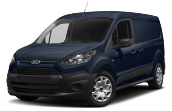 2018 Ford Transit Connect - Dark Blue