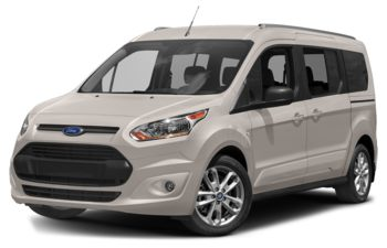 2018 Ford Transit Connect - Silver Metallic