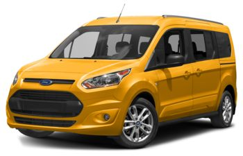 2018 Ford Transit Connect - School Bus Yellow