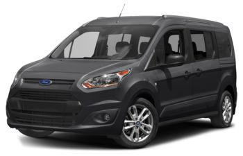 2018 Ford Transit Connect - Black Velvet