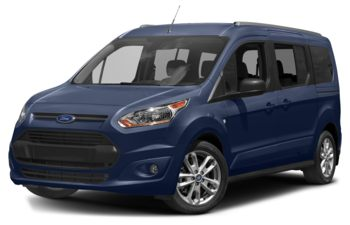 2018 Ford Transit Connect - Deep Impact Blue Metallic