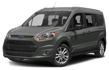 2018 Ford Transit Connect - Magnetic Metallic