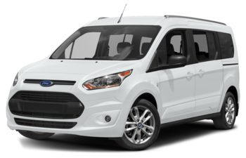 2018 Ford Transit Connect - Frozen White
