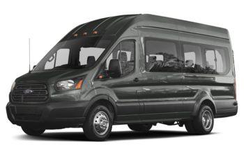 2018 Ford Transit-350 - Magnetic Metallic