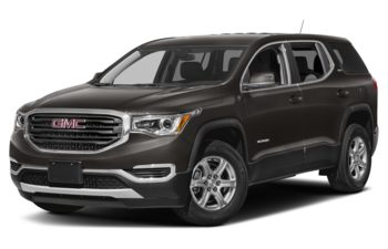 2018 GMC Acadia - Iridium Metallic